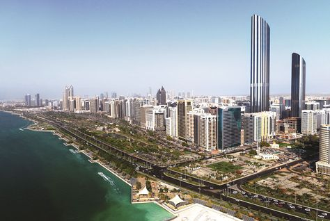 Abu Dhabi property prices, rents slip further on subdued demand