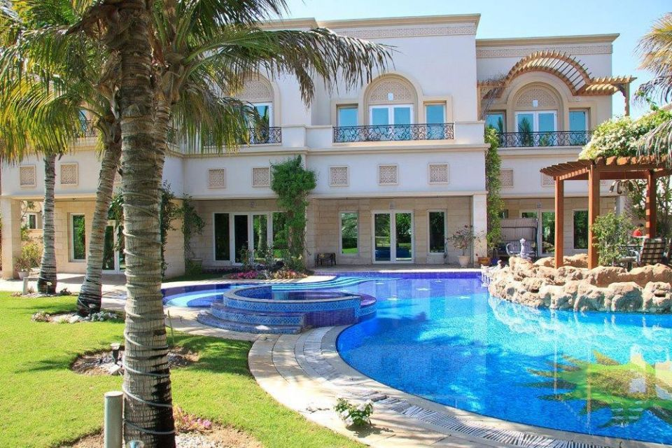 Dubai villa sold in $27m deal