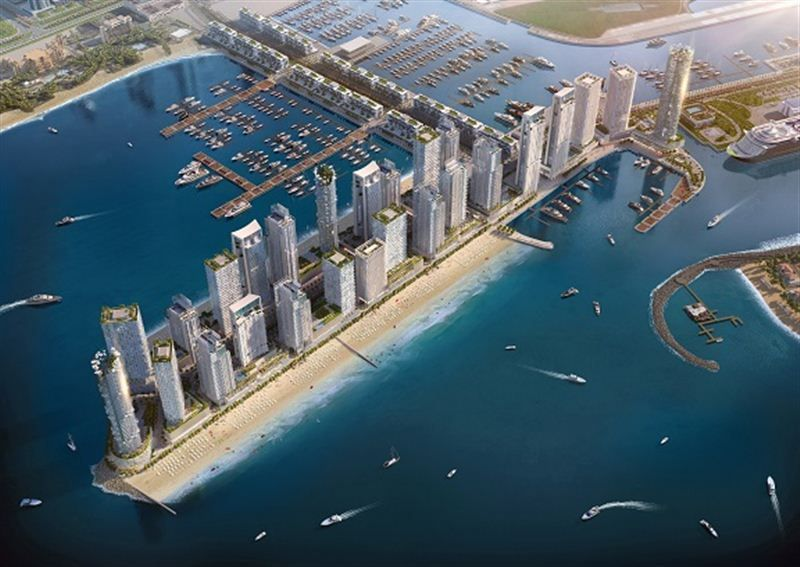 Developer Emaar announces plan to build on 10 million sq ft plot in Dubai Harbour project