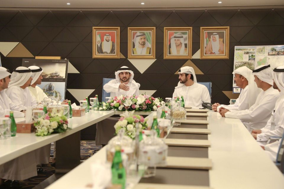 Sheikh Hamdan also asks Dubai Municipality to draft plan to redevelop emirate's older neighbourhoods