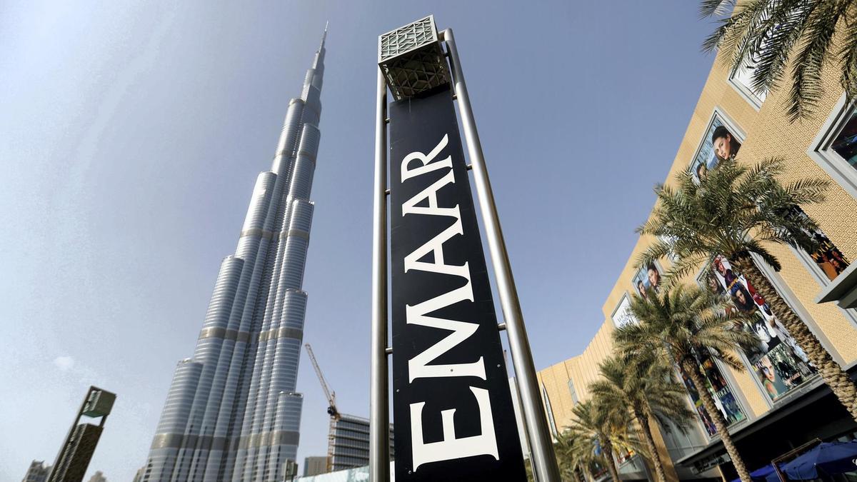 Strong earnings from Emaar Malls improves Dubai's property stocks