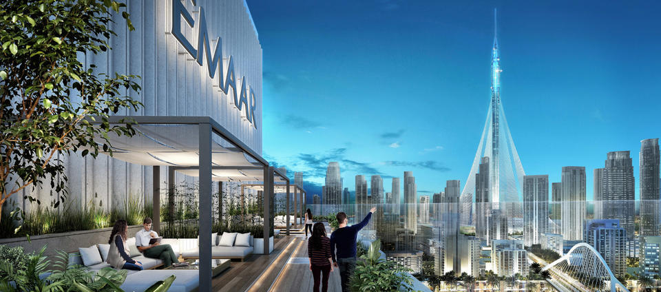 Emaar Harbour Gate